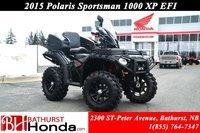 2015 Polaris Sportsman 1000XP EFI