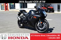 2016 Suzuki GSX-R 750