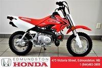 2019 Honda Motorcycle CRF50F