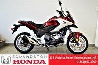 2018 Honda NC750XDJ DCT ABS