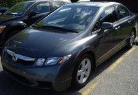 2010 Honda Civic CIVIC LX-S