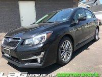 2015 Subaru Impreza 2.0I W/LIMITED & TECH PKG