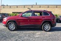 Jeep Cherokee LIMITED-CUIR-BANC CHAUFF-TOIT PANO-CAMERA 2014