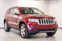 Jeep Grand Cherokee OVERLAND 4 PNEUS D'HIVER INCLUS !* 2012