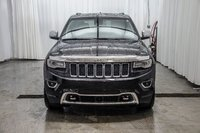 2014 Jeep Grand Cherokee OVERLAND | NAV | CAMERA | TOIT PANO | CUIR |