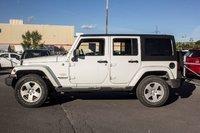 Jeep WRANGLER UNLIMITED SAHARA Sahara 2012