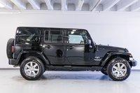 2016 Jeep Wrangler Unlimited SAHARA 4 PNEUS D'HIVER INCLUS