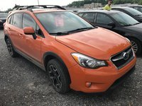 Subaru XV Crosstrek SPORT 2014