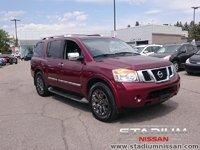 2010 Nissan Armada Platinum Edition