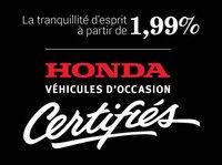 Honda Civic LX CVT **SIÈGES CHAUFFANTS** 2016