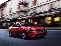 Cinq choses à savoir de la Mazda6 2016