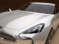 Le Kia Concept GT s'approche de la production
