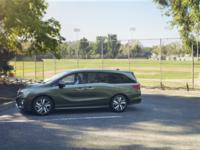 La Honda Odyssey 2018 réinvente la minifourgonnette