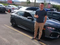 A great experience at Orleans Honda