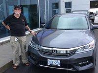 4th New car at Orleans Honda!!