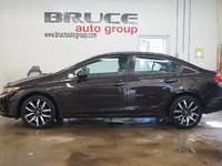 2013 Honda Civic Touring 1.8L 4CYL FWD Sunroof Motor Trend Ultimate Guide credits Civic with seven options, all solid