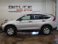 2012 Honda CR-V LX CERTIFIED! LIKE NEW - ALL WHEEL DRIVE