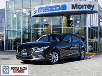 2018 Mazda Mazda3 Sport GS Moonroof, Automatic, Local, low mileage! Certified pre owned. Check it out