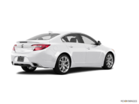 2016 Buick Regal GS | Photo 2 | White Frost
