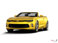 2016 Chevrolet Camaro convertible 1LT | Photo 3 | Bright Yellow
