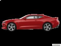2016 Chevrolet Camaro coupe 1SS | Photo 1 | Garnet Red