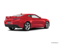 2016 Chevrolet Camaro coupe 1SS | Photo 2 | Red Hot
