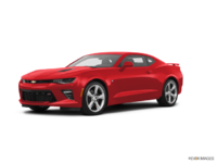2016 Chevrolet Camaro coupe 1SS | Photo 3 | Red Hot
