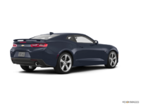 2016 Chevrolet Camaro coupe 2SS | Photo 2 | Blue Velvet Metallic