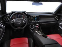 2016 Chevrolet Camaro coupe 2SS   Photo 3   Adrenaline Red Leather