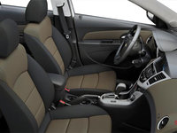 2016 Chevrolet Cruze Limited 1LT | Photo 1 | Jet Black/Brownstone Premium Cloth