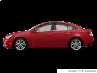 2016 Chevrolet Cruze Limited LTZ   Photo 1   Siren Red