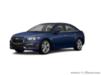 2016 Chevrolet Cruze Limited LTZ   Photo 3   Blue Ray Metallic