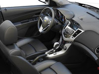 2016 Chevrolet Cruze Limited LTZ   Photo 1   Jet Black Meridian Leather