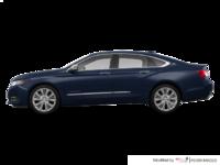 2016 Chevrolet Impala LTZ | Photo 1 | Blue Velvet Metallic