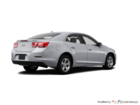 2016 Chevrolet Malibu Limited LS | Photo 2 | Silver Ice Metallic