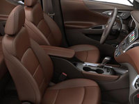 2016 Chevrolet Malibu LT | Photo 1 | Dark Atmosphere/Loft Brown Leather