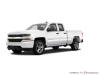 2016 Chevrolet Silverado 1500 CUSTOM | Photo 3 | Summit White