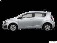 2016 Chevrolet Sonic Hatchback LS   Photo 1   Silver Ice Metallic