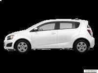 2016 Chevrolet Sonic Hatchback LS   Photo 1   Summit White
