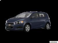 2016 Chevrolet Sonic Hatchback LS   Photo 3   Blue Velvet Metallic