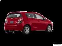 2016 Chevrolet Sonic Hatchback LT   Photo 2   Crystal Red
