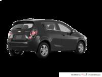 2016 Chevrolet Sonic Hatchback LT   Photo 2   Nightfall Grey Metallic