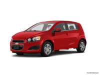 2016 Chevrolet Sonic Hatchback LT   Photo 3   Red Hot