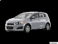 2016 Chevrolet Sonic Hatchback LT   Photo 3   Silver Ice Metallic