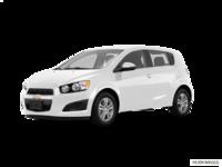 2016 Chevrolet Sonic Hatchback LT   Photo 3   Summit White
