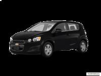 2016 Chevrolet Sonic Hatchback LT   Photo 3   Mosaic Black Metallic