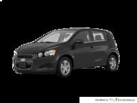 2016 Chevrolet Sonic Hatchback LT   Photo 3   Nightfall Grey Metallic