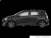 2016 Chevrolet Sonic Hatchback RS | Photo 1 | Nightfall Grey Metallic