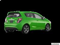 2016 Chevrolet Sonic Hatchback RS | Photo 2 | Dragon Green Metallic