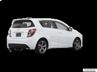 2016 Chevrolet Sonic Hatchback RS | Photo 2 | Summit White